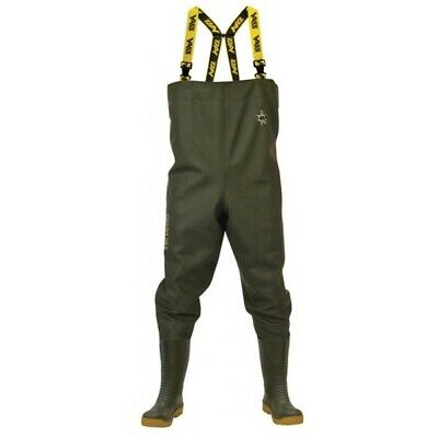 New Vass - Tex 700 E Edition Chest Wader VA700-70E Nova Series - Carp Fishing • 78.99£