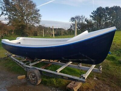 Orkney Longliner With Trailer - No Engine • 2,000£