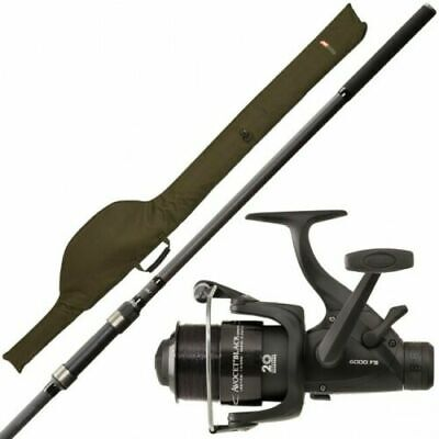 JRC Defender Combo 10ft & 12ft 3lb NEW Fishing Rod & Reel Combo • 107.54£