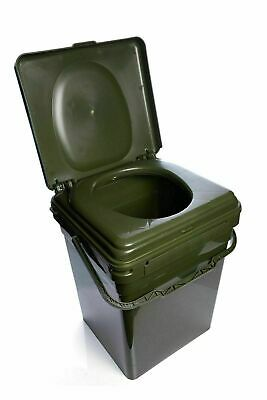 New RidgeMonkey Ridge Monkey Cozee Toilet Seat + Modular Bucket XL - Full Kit • 39.98£