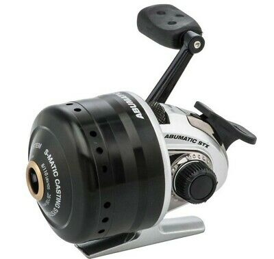 Abu Garcia Abumatic STX 10 Closed Face Fishing Reel NEW @ Otto's Tackle World • 43.91£