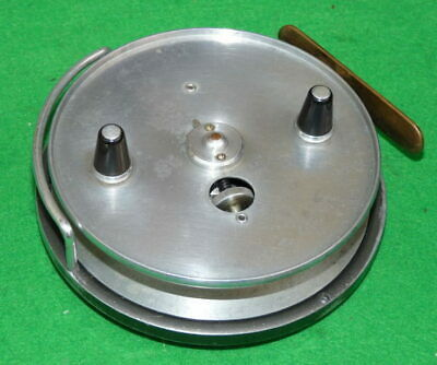"Fine Hardy Conquest 4"" Alloy Trotting Reel • 129£"