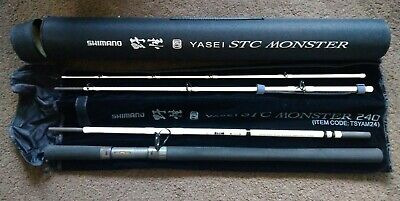 Shimano Yasei Stc Monster 240 • 200£
