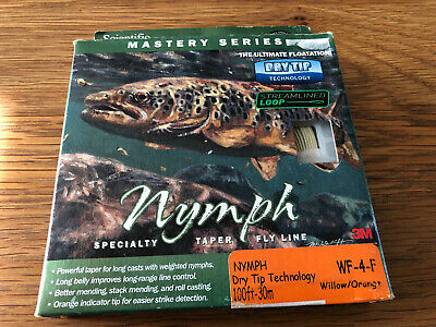 Scientific Anglers - Nymph WF 4 Floating • 11£