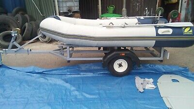 ZODIAC 310 Inflatable Boat  Including  Engine And Accessories • 1,800£