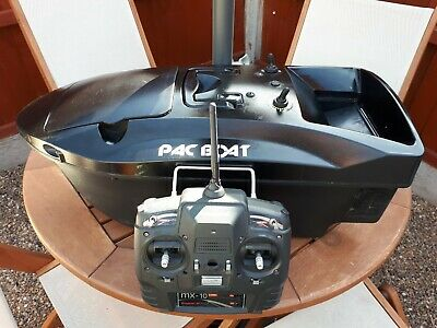 Anatec Pac Bait Boat With Fish Finder  • 200£