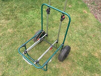 Fishing Trolley Barrow Collapsable • 10.60£
