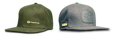 New Ridgemonkey Apearel DropBack SnapBack Cap Hat Carp Fishing Headwear • 12.98£