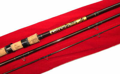 Classic DAM Quickstick 12' 3 Piece Carbon Match Or Float Rod With Bag • 69£