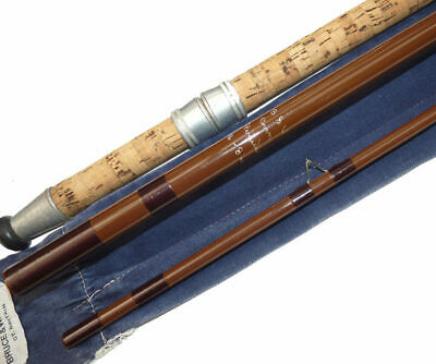 Bruce & Walker Avon Perfection 12' Hollow Glass Avon Rod With Detachable Butt • 89£