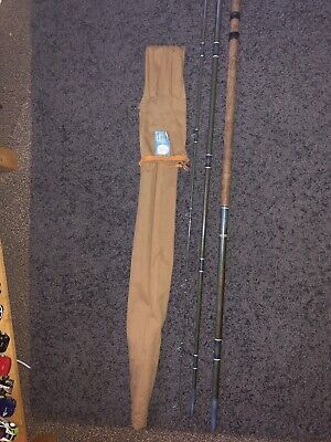 Edgar Sealey Blue Match De Luxe Float Rod In Good Condition L@@k • 15£