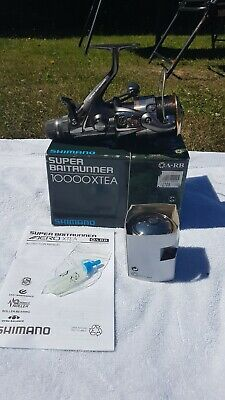 Shimano Super Baitrunner 10000 XTEA 1of 4 Mint Condition  • 50£