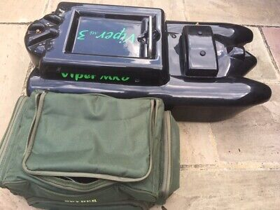 Viper Mk3s Bait Boat With Fish Finder • 250£