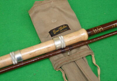Bruce & Walker  B. James Mk4 G Compound Taper Rod • 149£
