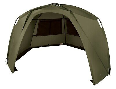 New Trakker Tempest Brolly 100T / Wrap+Scull Carp / Infill Or Insect Panel • 49.98£