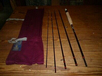 Hardy Sovereign Smuggler 9ft 6/7 fly Rod.Hardly Used. • 255£