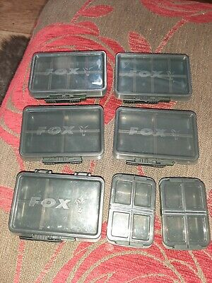 Fox Small Tackle F Boxes • 6.50£
