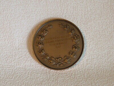 Whitbread Bronze Angling Medallion. • 3.99£