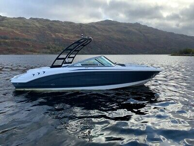 Chaparral 21 H20 Sports Boat - Waterski Or Wakeboard • 34,995£