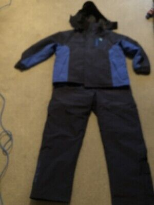 Fishing Waterproof Thermal Suit Preston Celsius XXL Jacket And Bib And Brace • 88£