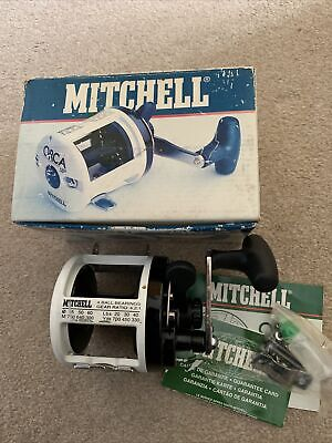 Mitchell Orca 75BT Multiplier Reel - Brand New In Box  • 25£