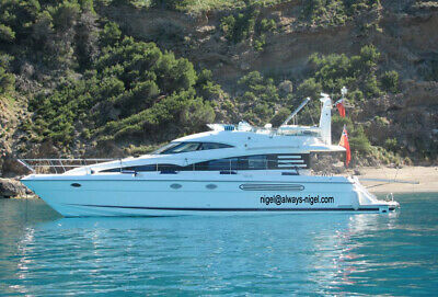 Boat Share Squadron 52 , Established Well Run Syndicate, Moored Alcudia  • 29,950£
