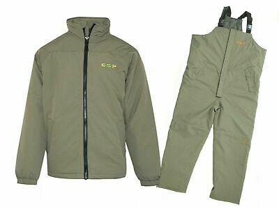 ESP Waterproof Bomber Jacket + Stash Salopette Set In Large - BRAND NEW • 79.95£