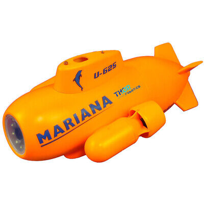 ThorRobotics Underwater Drone Mini Mariana RC Submarine HD Waterproof Camera FPV • 328£