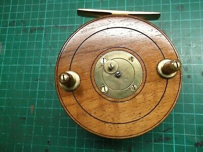 Modified Vintage Starback Centrepin Fishing Reel • 70£