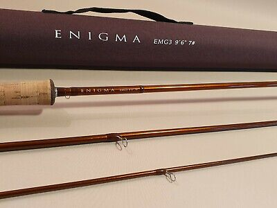 Enigma EMG3  9'6   7wt.  Fly Rod + Excellent • 170£
