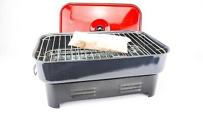 Hardy Fish Smoker BBQ. Original Box & Instructions • 49.99£