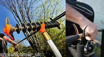 Guru Reaper Rod Rest / Front Or Rear / Coarse & Carp Fishing - Guru Reeper • 17.98£