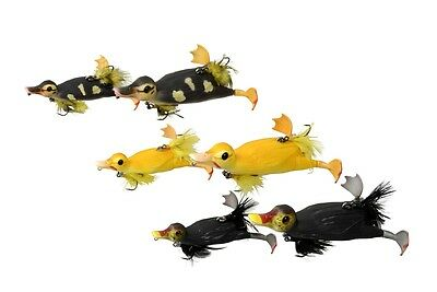 NEW Savage Gear 3D Suicide Duck Surface Pike Lure Bait All Sizes All Colours • 18.98£