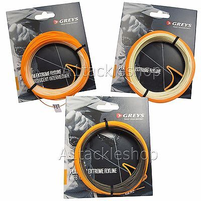 Greys Platinum Extreme Trout Fly Fishing Lines • 37.99£