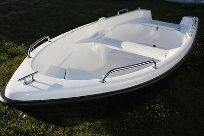 NEW Rowing Boat Fishing Boat Polport 390 13ft New High Quality Motor Dinghy 3.9M • 1,599.99£