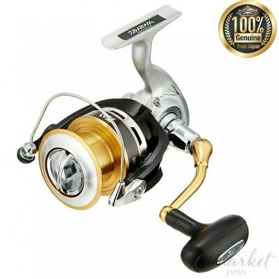 DAIWA Spinning Reel 16 Crest 4000 Fishing Genuine From JAPAN NEW • 76.28£