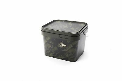 Nash Rectangular Bucket 5L / Carp Fishing • 7.49£