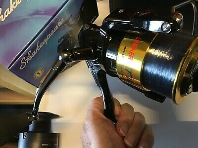 2 NEW 7+1 BB TIGER 870 FIXED LARGE SEA FISHING BEACH PIER REEL 30LB LINE Yes Two • 53.52£