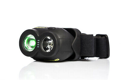 New Ridgemonkey VRH150 USB Rechargable Head Torch Headtorch  - Ridge Monkey Carp • 34.98£
