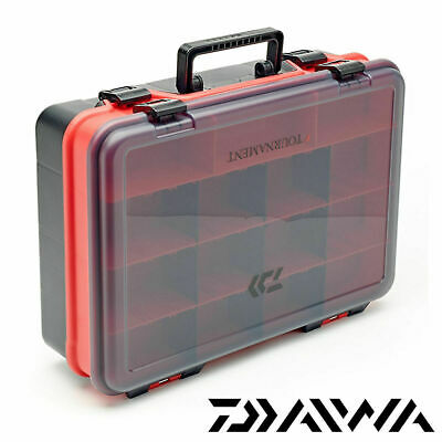 Daiwa Tournament Feeder Case 24C NEW Coarse Fishing Tackle Box • 23.26£