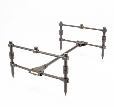 Nash Tackle 3 Rod Pod Carp Fishing Tackle T2756 • 54.99£