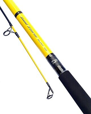 Daiwa Sandstorm Surf Fishing Rod Fixed Spool Multiplier All Sizes 2 Piece Rod • 162.76£