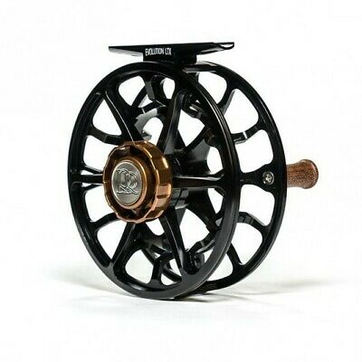 Ross Evolution LTX Fly Fishing Reel NEW @ Otto's Tackle World • 297.69£