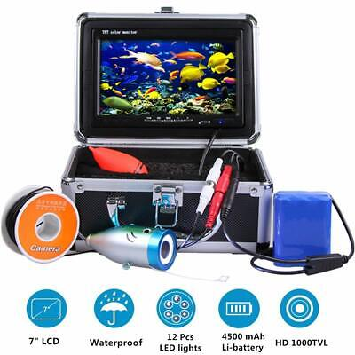 Tiang Finder Laptop Of The Fishing / LCD HD 7Cable 30m / All 100ftCámara • 275.32£