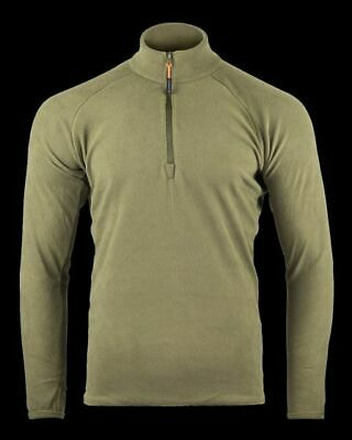 Speero Mid Layer Fleece Top Mens Carp Fishing Hunting Olive Returns No Tags • 19.95£