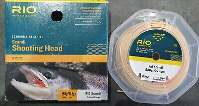 Rio Scandi Shooting Head • 40£