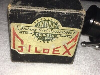 A Boxed Vintage Youngs Gildex Reel  • 31£