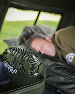 Trakker USB Bivvy Fan / Carp Fishing • 18.99£