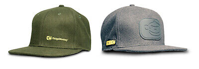 Ridgemonkey DropBack Apearel SnapBack Cap Hat Carp Fishing Headwear *New* • 12.98£