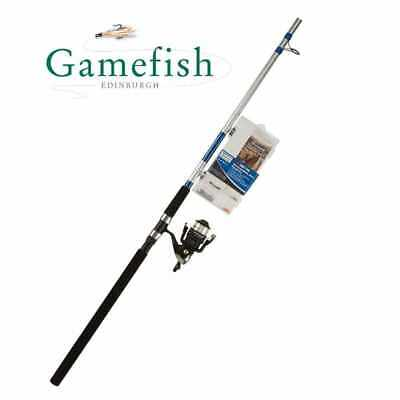 Catch More Fish 8ft Telescopic Combo • 39.99£